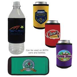Neoprene Beverage Wrap