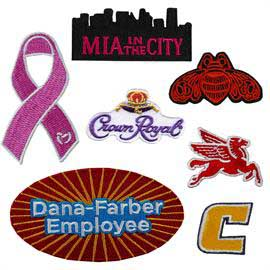 Instant Embroidery (Custom Appliques)