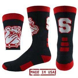 Custom Knit Socks