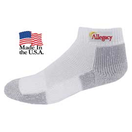 Outdoor Sports Performance Quarter Socks