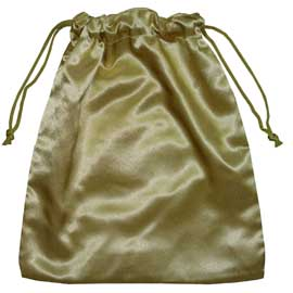 Satin Gift Bag - Blank