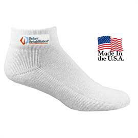 Women's Quarter Top Comfort Pro Socks