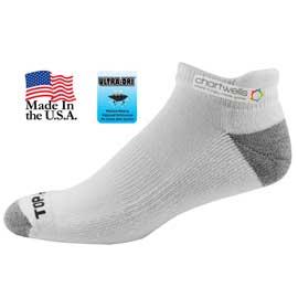 Top Flite Pull Tab Ultra-Dri Low Cut Socks