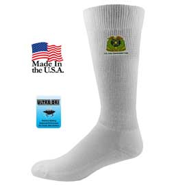 Non Binding Ultra-Dri Crew Socks
